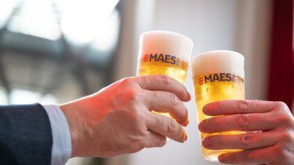 Alken Maes brengt 1,5 miljoen herbruikbare bekers in omloop