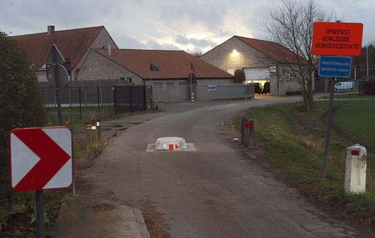 De tractorsluis in Rietbroek blijft behouden.