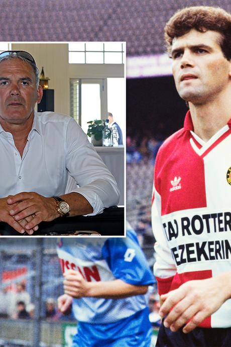 Sjaak Troost volgt bij Feyenoord Martin van Geel op als technisch directeur