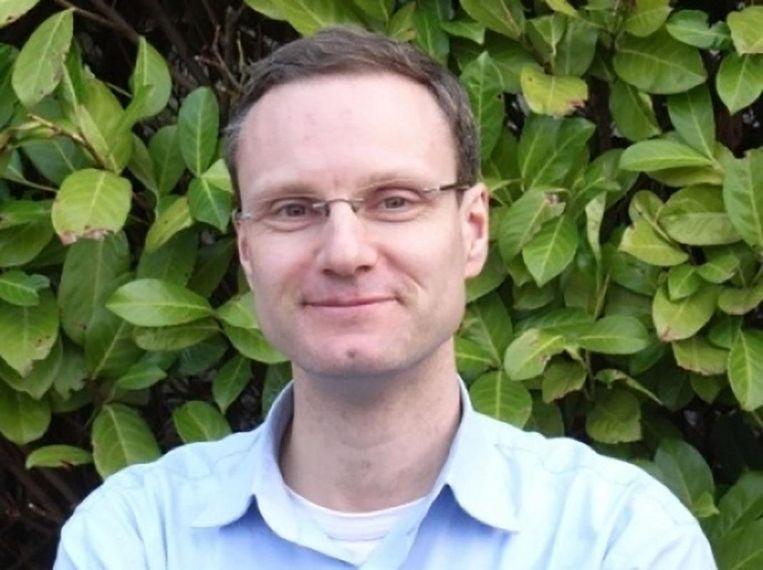 Luchtvaartdeskundige Joris Melkert. Beeld