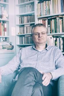 Anthoni Fierloos van boekhandel Paard van Troje maakt kans op titel boekverkoper van het jaar