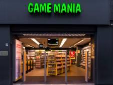 Weer winkel weg uit Almelo: Game Mania