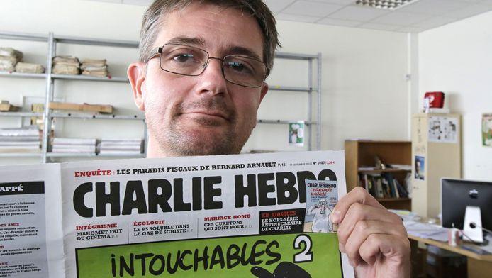 Stéphane Charbonnier, alias Charb, était directeur de publication et caricaturiste chez Charlie Hebdo