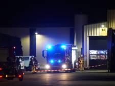 Gaslucht bij bedrijf in Terborg: vermoedelijk lekkende stikstoftank