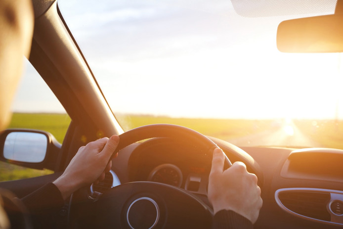 driving car file verkeer auto stuur stock
