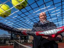 Tennisclub Wouw bestaat 50 jaar, maar kan dat niet vieren