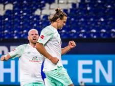 Werder Bremen wint bij Schalke dankzij hattrick Füllkrug
