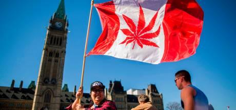 Canadese senaat geeft groen licht voor legalisering marihuana