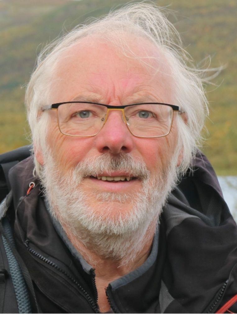 Patrick Meire: 'Ik vrees dat we een progressieve waterfactuur moeten invoeren: hoe meer je verbruikt, hoe duurder het water.' Beeld
