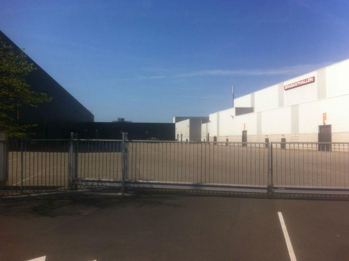 De Brabanthallen in Den Bosch krijgen een glazen overkappping.