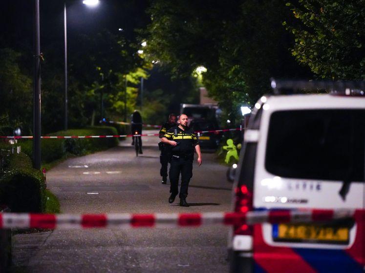 Politie vindt hulzen na schietpartij in Rotterdam-Zuid