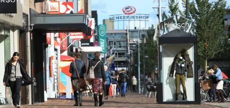 Streep door gratis parkeervergunning bewoners centrum Veenendaal