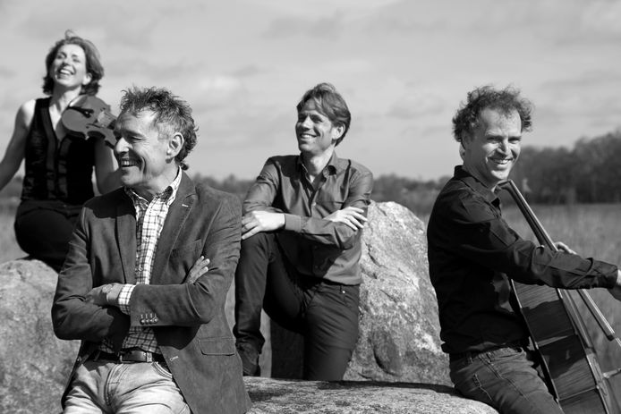 Maarten Koningsberger en het Atlantic Trio.