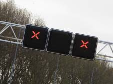 Omleiding wegens werk Merwedebrug loopt via de A59