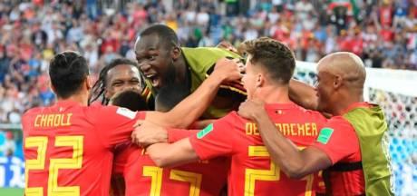 Belgische koning looft Rode Duivels