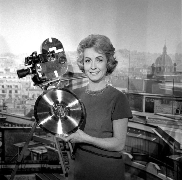 Danielle Darrieux in 1959.