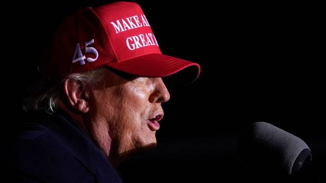 """""""Donald Trump plant nieuwe rally's rond verkiezingsresultaat"""""""