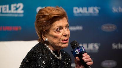 Lys Assia, winnares van het eerste Eurovisiesongfestival ooit, overleden op 94-jarige leeftijd