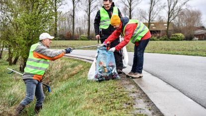 Wie helpt zaterdag zwerfvuil opruimen in Belzele?