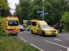 Wielrenner gewond door botsing met auto in Soesterberg