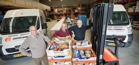 580 Nijmeegse gezinnen krijgen  elke week pakket met eten