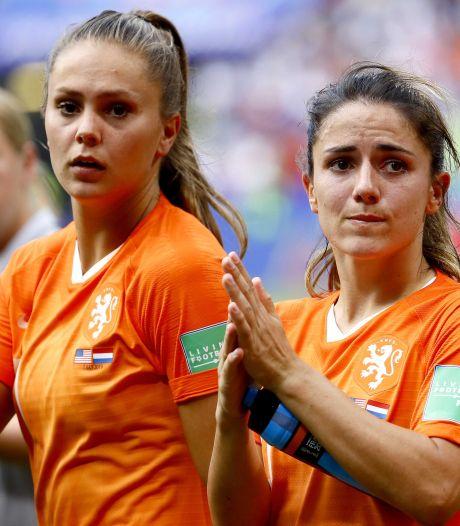 Dapper Oranje komt tekort in WK-finale tegen ijzersterke Amerikanen