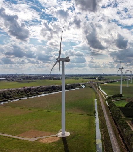 Waar wil de Burense jeugd windmolens en zonnevelden?