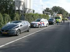 Fietser gewond door botsing met auto bij Rouveen