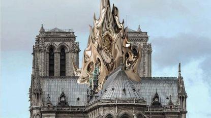 Zeven alternatieve torens voor de Notre-Dame: van gouden vlam tot gedurfde kristallen spits