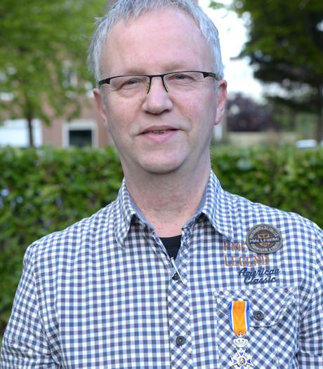 Dongenaar Wouters onderscheiden tot Lid in de Orde van Oranje-Nassau