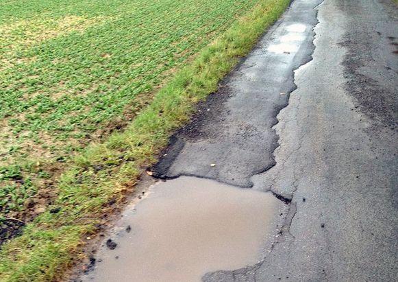 Asfalteringswerken Alex Vermaelenstraat in Oud-Heverlee