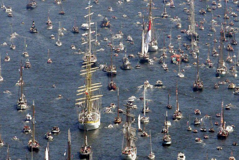 Sail 2005 (ANP) Beeld
