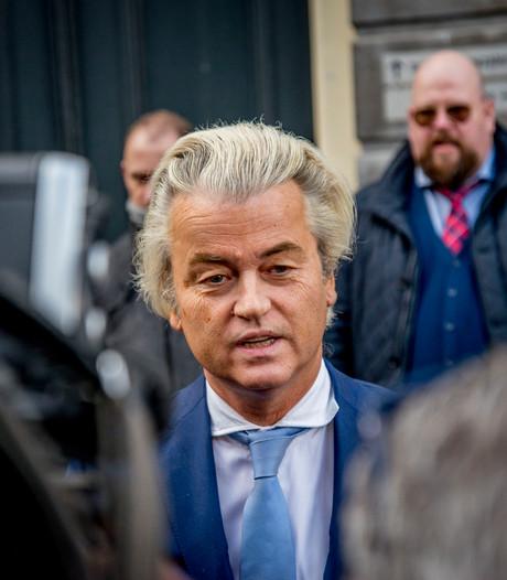 Wilders stapt uit z'n comfortzone