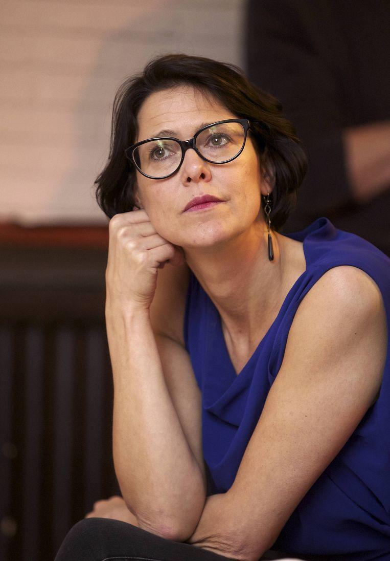 Kathleen Van Brempt wordt de nieuwe fractieleidster in de Antwerpse gemeenteraad.