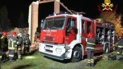 Drie brandweerlui sterven bij aangestoken brand om verzekering op te lichten: eigenaar pand opgepakt