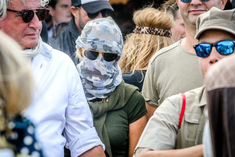 Een opvallende festivaloutfit op WECANDANCE.