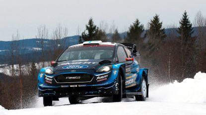 Suninen pakt leiding na dag 2 in Rally van Zweden, Neuville gaat in de fout en staat zevende
