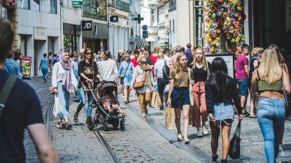 "Stad bekijkt hoe winkels terug open kunnen: ""Geen fun shopping, maar 'run shopping'"""