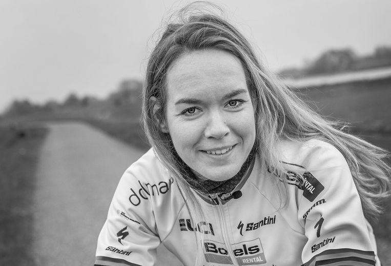 Anna van der Breggen. Beeld Patrick Post