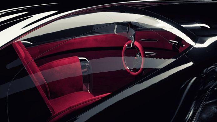 Bugatti Next-57 concept