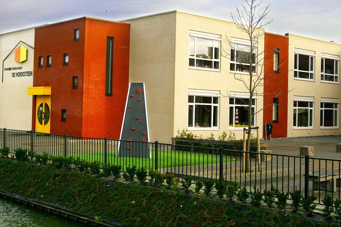 Basisschool De Hoeksteen in Wijk en Aalburg.