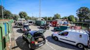 HITTEGOLF. Containerpark past uitzonderlijk openingsuren aan en blijft maar tot 14 uur open