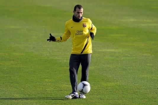 Javier Mascherano.