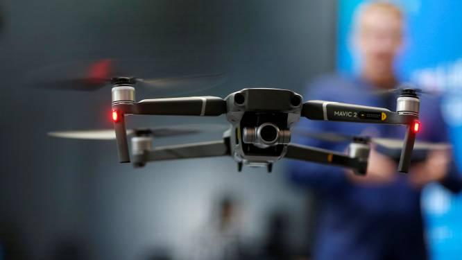 VS plaatst dronemaker DJI op zwarte lijst door banden met Chinese overheid
