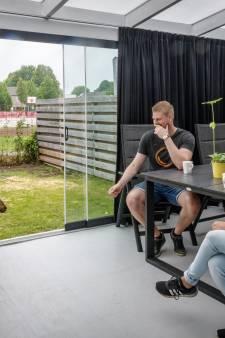 Ram(bo) heeft snel een nieuw baasje: Peter en Astrid bereiden barbecue voor