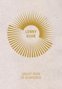 Het boekje waarin de nieuwe cd van Lenny Kuhr zich bevindt.