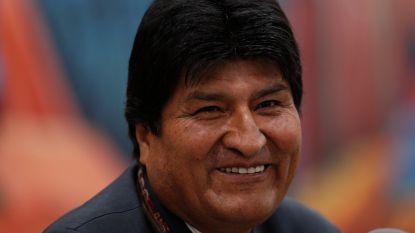 "Boliviaanse president Morales geeft niet toe aan druk: ""geen onderhandeling"" over verkiezingsuitslag"