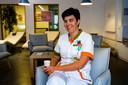 """Natalie Coenen (41), hoofdverpleegkundige: """"Personeel kan nieuwe golf niet aan"""""""