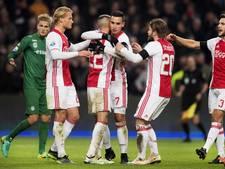 PSV heeft het lastig in Breda, Groningen won nog nooit in Arena