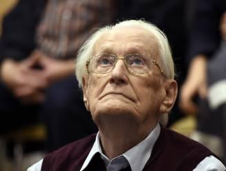 Geen genade voor 96-jarige 'boekhouder van Auschwitz'